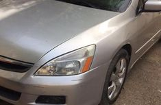 Honda Accord Automatic 2005 Silver color for sale