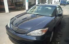 Very smooth Toyota Camry 2005 Blue color for sale