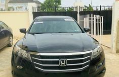 Honda Accord CrossTour 2012 EX-L Black color for sale