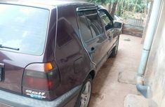 Volkswagen Golf 1997 2.0 Automatic Purple for sale