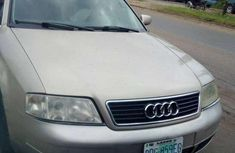 Sell well kept grey/silver 2004 Audi A4 sedan at price ₦950,000