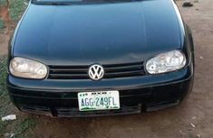 Volkswagen Golf 2005 4 1.6 Black  for sale