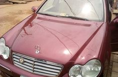 Mercedes-Benz C240 2003 Red color for sale