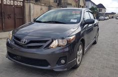 Almost brand new Toyota Corolla 2013for sale