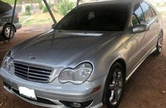 Need to sell cheap used grey/silver 2008 Mercedes-Benz 230 automatic in Kaduna