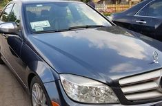 Mercedes-Benz C300 2010 Gray for sale