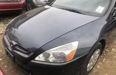 Almost brand new Honda Accord Petrol for sale