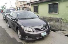 Sell high quality 2010 Aston Martin Corolla sedan automatic in Lagos