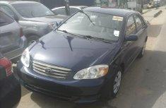 Toyota Corolla 2003 Petrol Automatic Bluefor sale