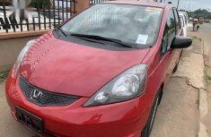 Honda Fit 2009 Sport Redfor sale