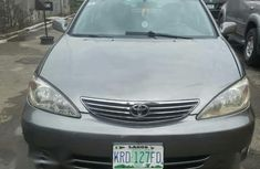 Neat and sound Toyota Camry 2004 Gray color for sale