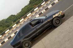 Toyota Corolla 1996 Sedan Black for sale