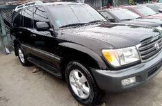 2005 Toyota Land Cruiser Automatic Petrol well maintained for sale