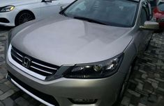 Used 2014 Audi Accord automatic for sale at price ₦4,899,999 in Ikeja