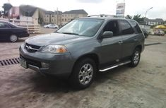 Acura MDX 2006 Leather interior for sale