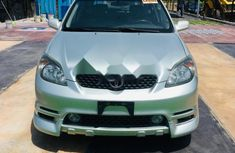 Almost brand new Toyota Matrix Petrol for sale