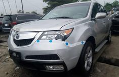 Acura MDX 2011 Petrol Automatic Grey/Silver for sale