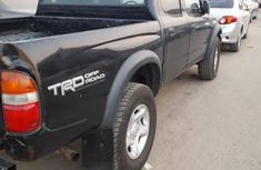Foreign Used Toyota Tacoma 2003 Black color for sale