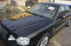 Kia Magentis 2005 Black  for sale