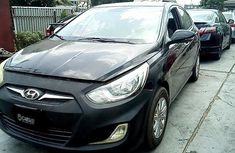 Hyundai Accent 2011 Petrol Manual Black for sale