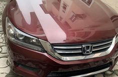 Honda Accord 2013 Redfor sale