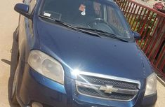 Chevrolet Aveo 2010 2LT Blue for sale