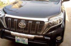 Extra clean Toyota Land Cruiser Prado 2014 Black color for sale