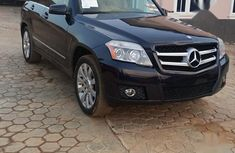 Mercedes-Benz GLK-Class 2011 350 Blue for sale