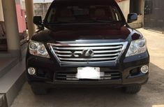 Lexus LX 2011 Automatic Petrol ₦13,000,000 for sale