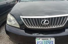 Lexus RX 2008 at Give away price black for sale