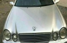 Best priced used silver 2003 Mercedes-Benz C320 automatic in Lagos