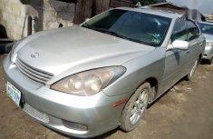 Sound engine  Lexus ES 2004 330 Sedan Gray color for sale