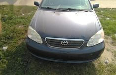 Toyota Corolla 2007 Blue for sale