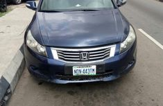 Honda Accord 2009 LX-P Blue for sale