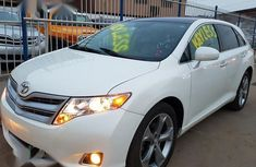 Toyota Venza 2012 V6 AWD White for sale