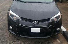Very neat  Toyota Corolla 2016 Black color for sale