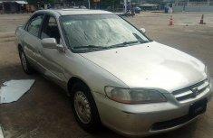 1999 Honda Accord for sale in Lagos