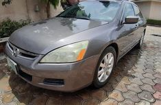 Honda Accord 2.4 Exec Automatic 2007 Beige color for sale