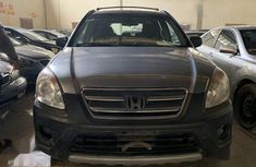 Good condition Honda CR-V 2006 Blue for sale