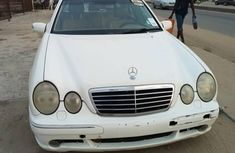 Mercedes-Benz E320 1998 White for sale