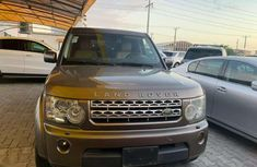 Registered 2010 model Land Rover LR4 available for sale