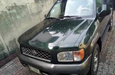 Nissan Pathfinder 2002 SE AWD SUV (3.5L 6cyl 5M) Green for sale