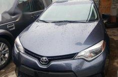 Alloy rim Toyota Corolla 2014 Gray color for sale
