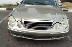 Quick sale off for cleanly used Mercedes-Benz E-500 4matic
