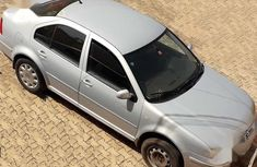 Volkswagen Bora 2000 Silver for sale