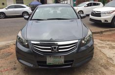 Almost brand new Honda Accord 2012for sale