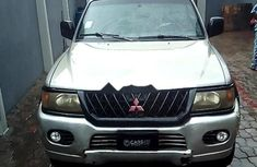 Mitsubishi Montero 2001 ₦535,000 for sale