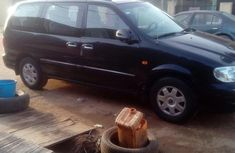 Kia Carnival 2003 Black for sale
