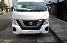 Well maintained 2018 Nissan Urvan van / minibus for sale at price ₦15,000,000