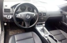 Selling 2008 Mercedes-Benz C300 automatic at mileage 0 in Lagos